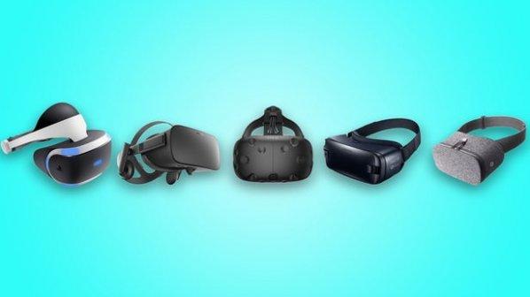 راهنمای خرید هدست واقعیت مجازی (سال 2017) + عکس