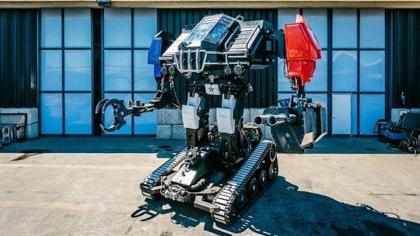 لحظهشماری برای مبارزه واقعی غولپیکرترین روباتهای جهان + ویدیو