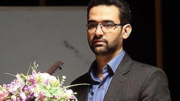 معرفی محمدجواد آذری جهرمی به عنوان وزیر ارتباطات