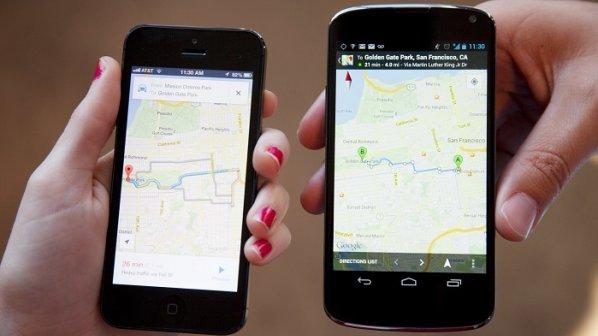 چگونه با گوگلمپ موقعیت مکانی خود را برای دیگران بفرستیم؟