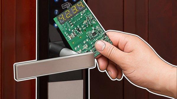 قفلهای الکترونیکی تا چه اندازه در برابر نفوذ ایمن هستند