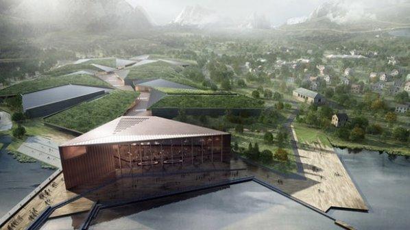 بزرگترین دیتاسنتر دنیا در قطب شمال ساخته میشود