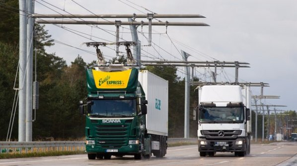 زیمنس در اتوبانهای آلمان بزرگراه برقی میسازد