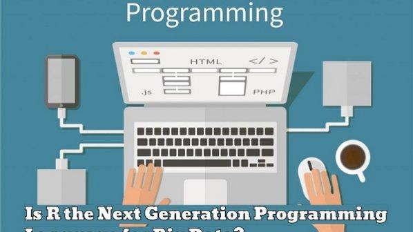 آیا R به زبان رسمی برنامهنویسی بزرگدادهها تبدیل خواهد شد؟