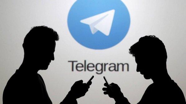 آمار فعالیتهای کاربران ایرانی در تلگرام منتشر شد + نمودار