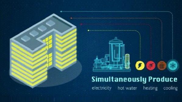 دستگاهی برای تمام فصول: تولیدکننده الکتریسیته، گرما، سرما، آب داغ، اکسیژن و هیدروژن