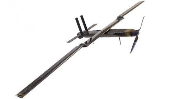 پهپاد تاشوی Outrider برای اهداف نظامی و کاربردهای شهری ساخته شده است