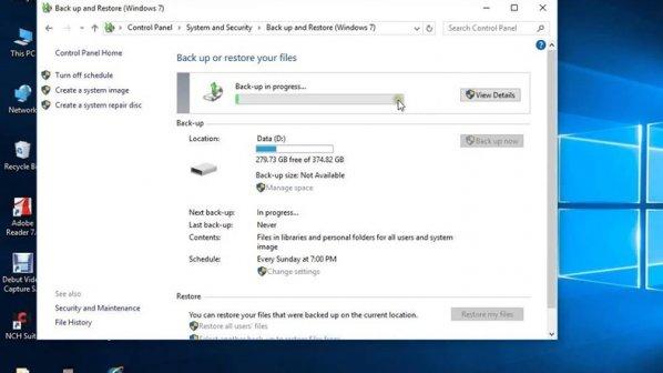 بایدها و نبایدهای تهیه نسخه پشتیبان از فایلهای کامپیوتر شخصی