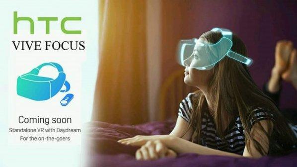 اچتیسی از سه گوشی جدید یک هدست VR رونمایی میکند