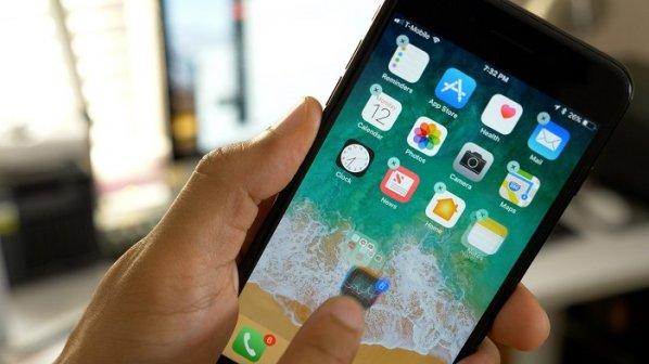 ترفند iOS 11: جابجایی همزمان چند آیکون در هوم اسکرین