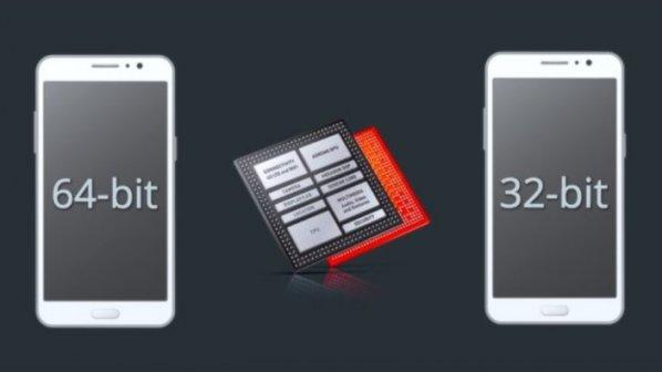 چه تفاوتی میان اسمارتفونهای 32 و 64 بیتی وجود دارد؟