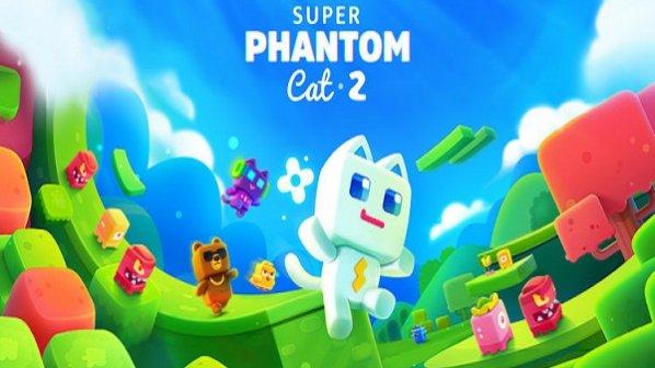 بدو، بپر، صفا کن! نگاهی به بازی Super Phantom Cat 2