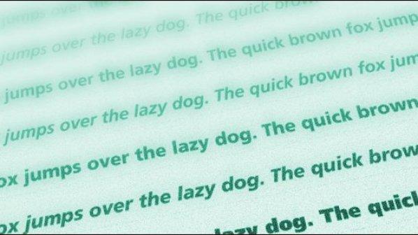 تفاوت بین Font، typeface و Font Family در چیست؟