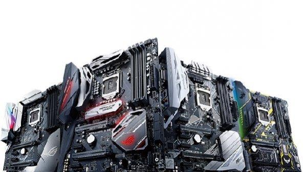 مادربوردهای Prime و TUF ایسوس مخصوص چیپست سری Z370 اینتل