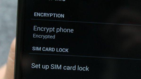 چگونه میتوانیم کارت حافظه را در گلکسی نوت 8 رمزگذاری کنیم؟