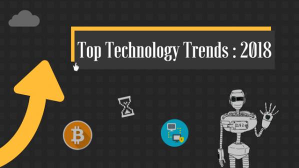 10 موج برتر فناوری در سال 2018، برای آنها که به کار و زندگی خود اهمیت میدهند