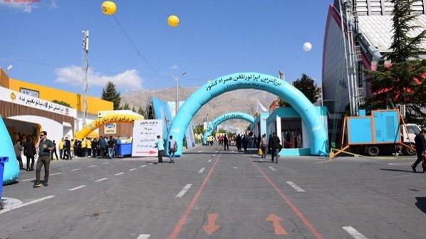 نمایشگاه ایران تلکام 2017 آغاز به کار کرد