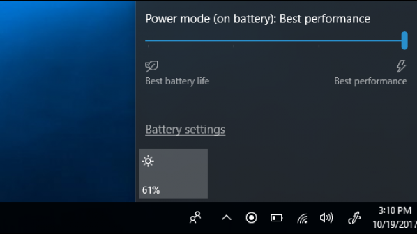 چگونه ویژگی Power Throttling در ویندوز 10 را مدیریت کنیم؟