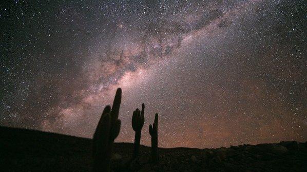 اندازهگیری کهکشان راه شیری با استفاده از تلسکوپهای رادیویی