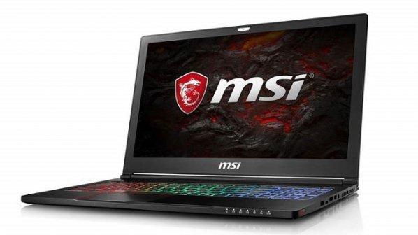 نسخه جدید لپتاپ MSI GS63 Stealth معرفی شد + عکس