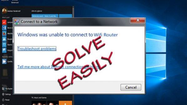 حل مشکلات شبکه در ویندوز با بهکارگیری ابزارهای خطایابی