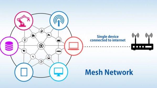 شبکه مش بلوتوث چیست و چگونه کار میکند؟