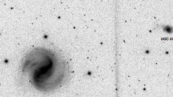 کشف قل دیگر کهکشان راه شیری