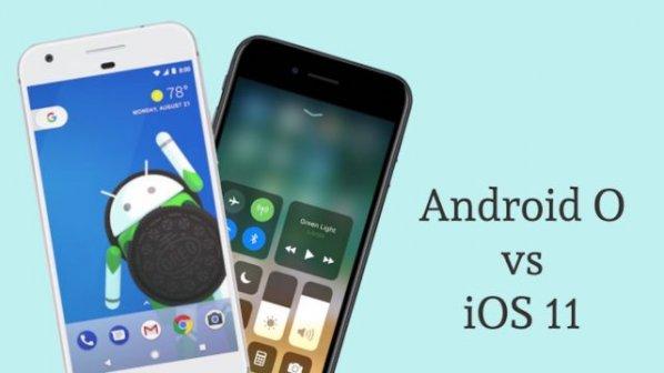 مقایسه قابلیتهای iOS 11 و اندروید اوریو: کدام بهتر است؟