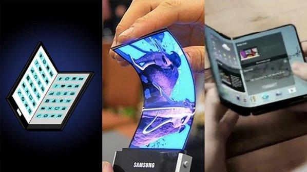گلکسی X همان گوشی با نمایشگر تاشوی سامسونگ است!