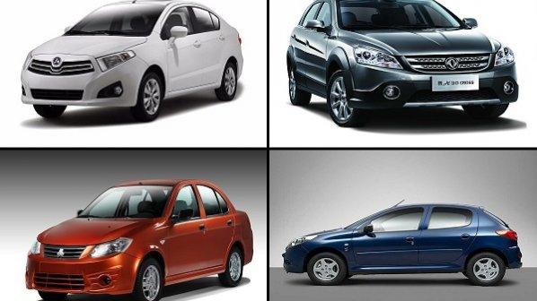 5 خودروی اتوماتیک ارزان در ایران را بشناسید