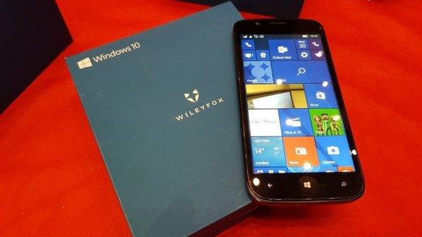 با ویندوزفون جدید و ارزان ویلیفاکس پرو آشنا شوید + عکس