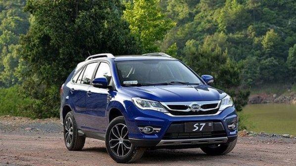 معرفی و مشخصات کامل خودرو BYD S7