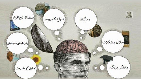 در ذهن پدر هوش مصنوعی جهان  آلن تورینگ چه میگذشت؟