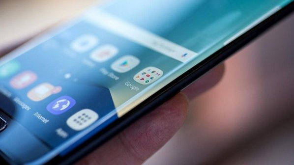 سامسونگ گوشی دو طرفه میسازد