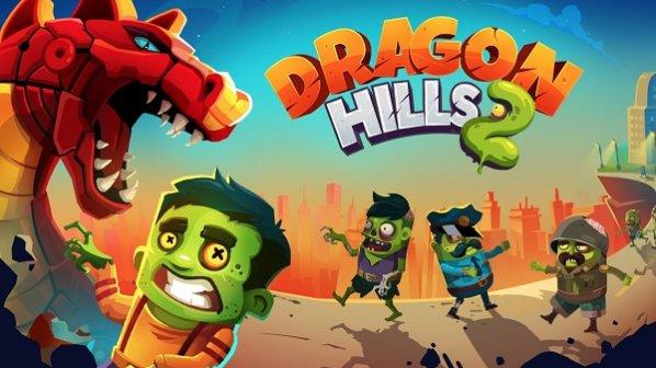 دانلود بازی جذاب Dragon Hills 2 برای اندروید و iOS