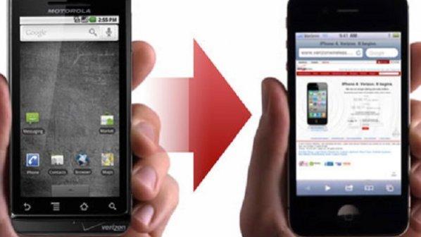 تمام اطلاعات را به راحتی به گوشی جدید اندرویدی منتقل کنید