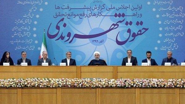 روحانی: دست وزیر روی دکمه فیلترینگ نخواهد رفت