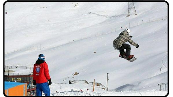 پیست اسکی و تله کابین توچال را از دست ندهید