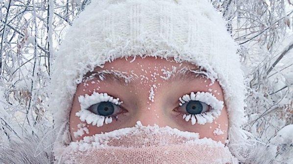 گالری عکس: سردترین روستای جهان با دمای 62- درجه!