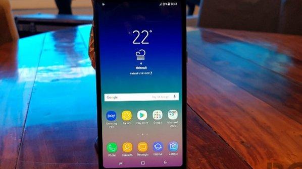 چرا گلکسی A8 مدل 2018 از بهترین گوشیهای اندرویدی بازار است؟
