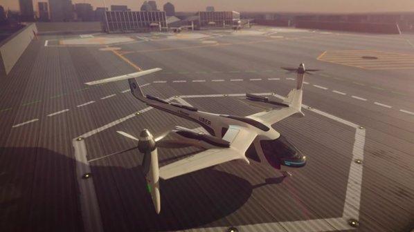 کمتر از ۲۲ماه دیگر تاکسیهای پرنده اوبر به پرواز درخواهند آمد + عکس و ویدیو