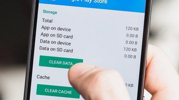 تفاوت حذف حافظه کش و حذف دیتای اپلیکیشنها چیست؟