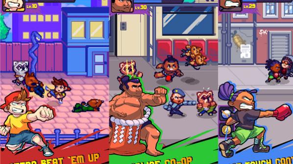دانلود کنید: بازی جذاب خیابانهای خشم Beat Street مخصوص iOS و اندروید