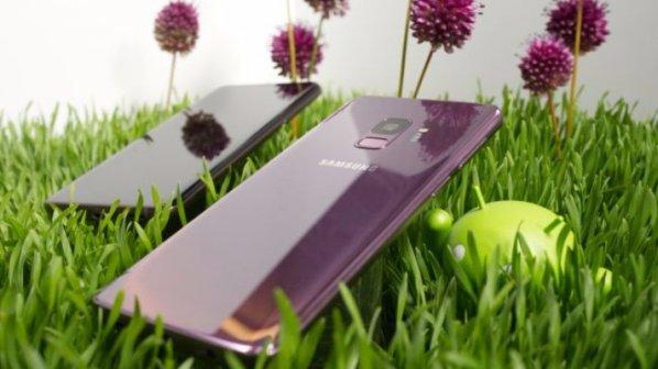 مقایسه میان Galaxy S9 و Xperia XZ2