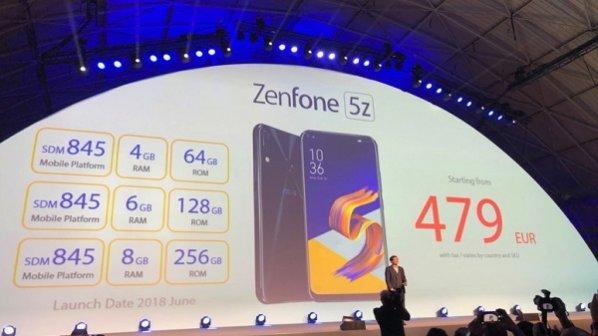 ایسوس Zenfone 5 را معرفی کرد