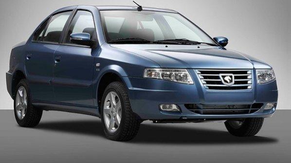 سمند سورن LX مدل 97 رونمایی شد