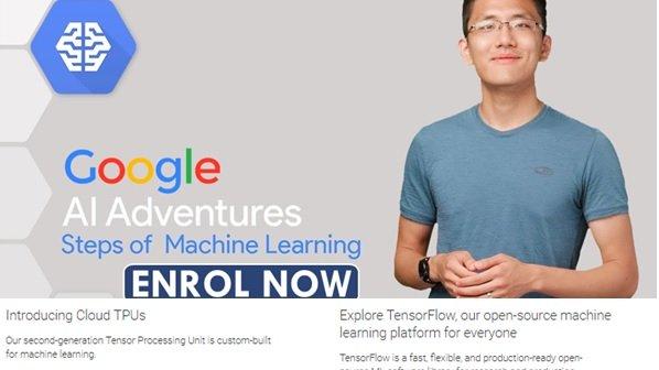 این سرویس جدید و رایگان گوگل یادگیری ماشینی را به شکل حرفهای آموزش میدهد