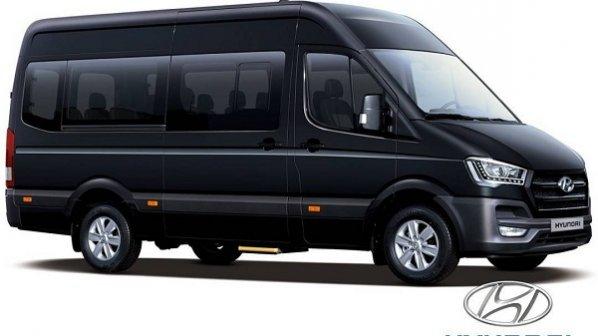 قیمت ون جدید شرکت هیوندای H350 در ایران