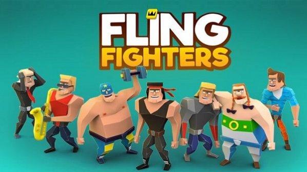 دانلود بازی جذاب Fling Fighters مخصوص اندروید و iOS