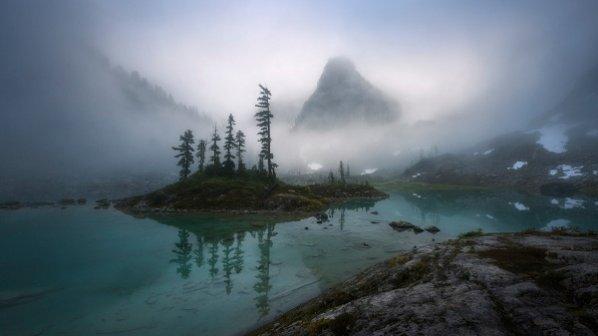 گالری عکس: بهترین عکسهای گرفته شده از مناظر طبیعی کره زمین در سال 2017